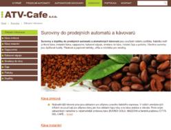 Suroviny do prodejních automatů a kávovarů