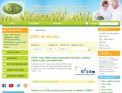 GMO tématicky