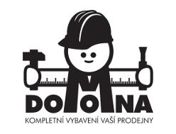 DOMONA - vybavení prodejny