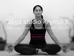 Jóga studio Krymská