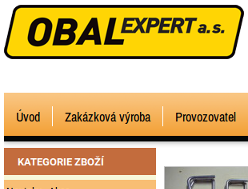 OBAL Expert e-shop