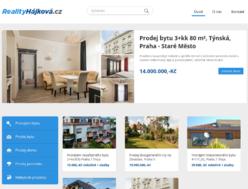 Reality Hájková - prodej a pronájem nemovitostí