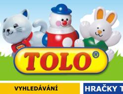 Hračky Tolo